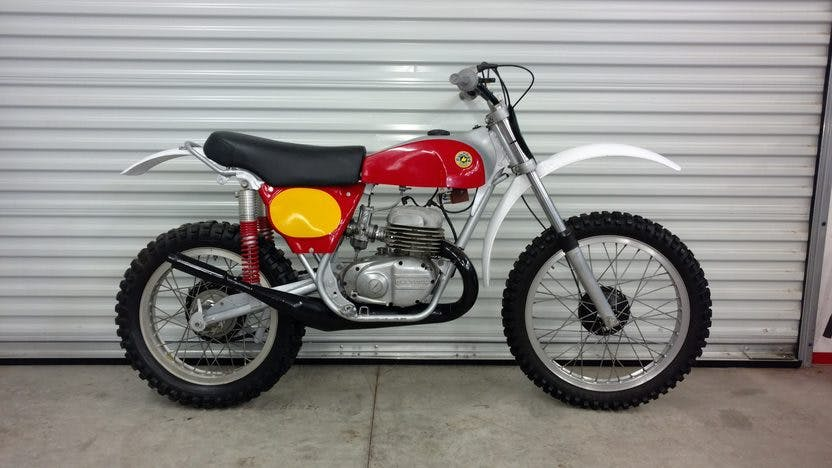 1972 Bultaco Pursang Mark V