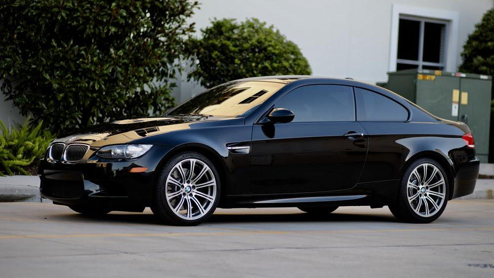 2009 BMW M3 Coupe 6-Speed