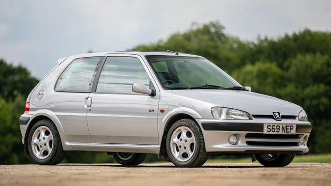 1998 Peugeot 106 GTI