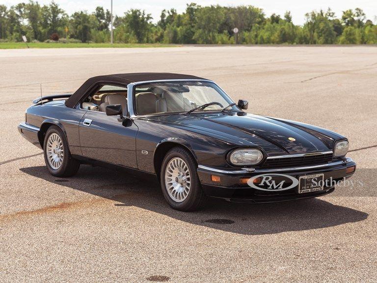 1995 Jaguar Xjs V12 2+2 Convertible