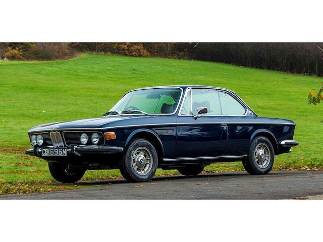 1974 BMW 3.0/3.5 Csi Coupé
