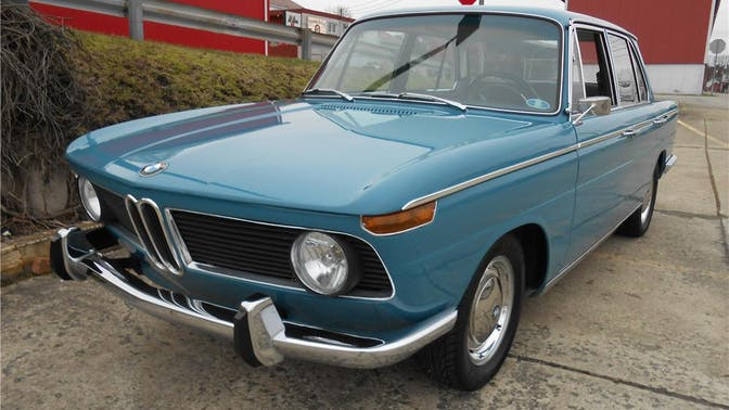 1967 BMW 1800