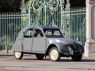 1954 Citroën 2CV A