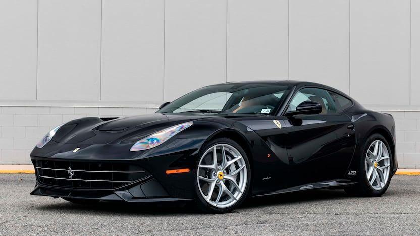 2017 Ferrari F12 Berlinetta 70TH Anniversary