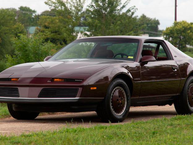 1982 Pontiac Firebird S/E