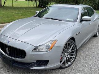 2014 Maserati Quattroporte GTS
