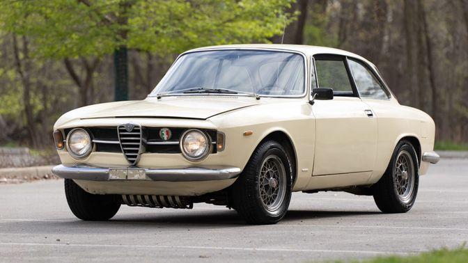 1966 Alfa Romeo GT 1300 Junior 1.6l