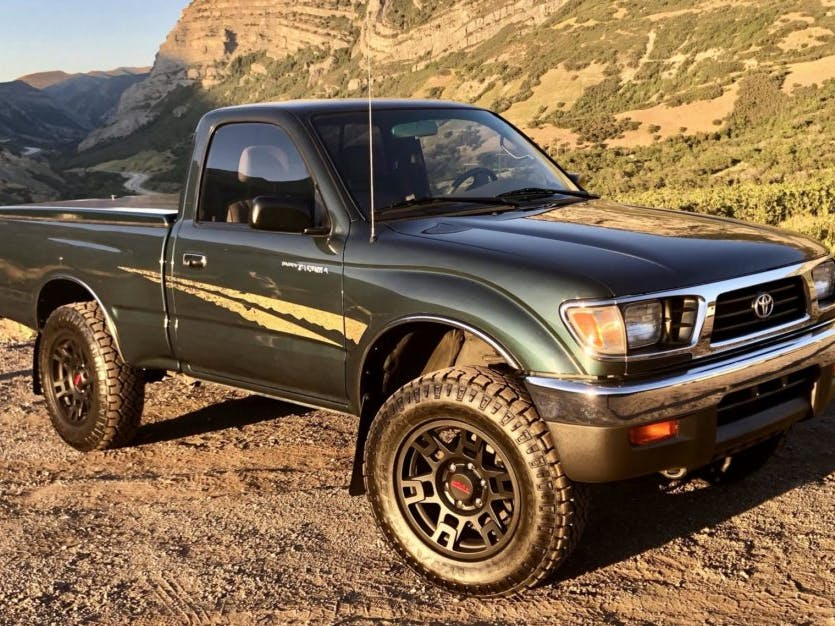 1995 Toyota Tacoma Trd Supercharged 5-Speed