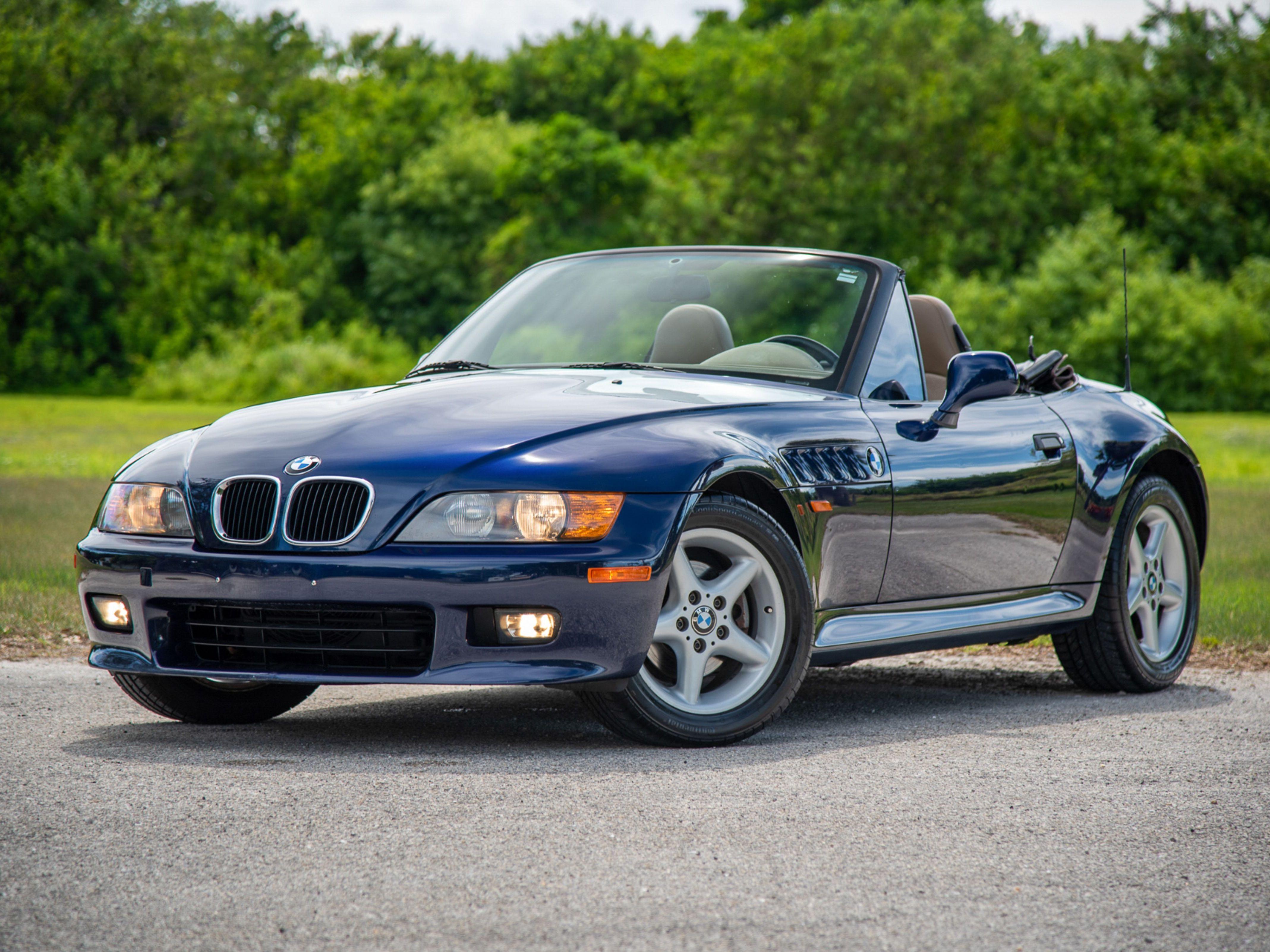 1997 BMW Z3 2.8 Automatic