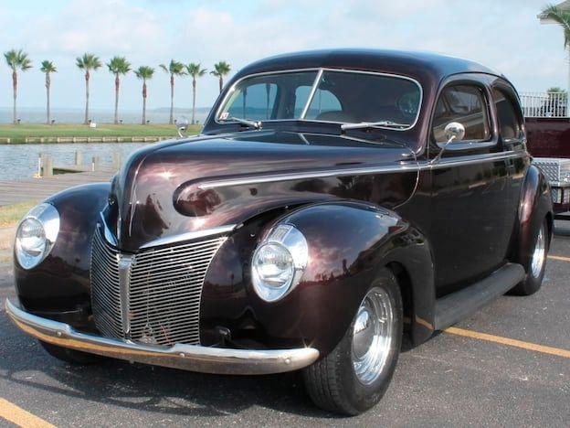 1940 Mercury Sedan Street Rod