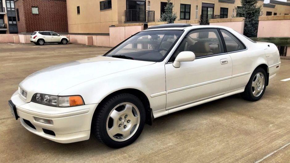 1995 Acura Legend Coupe 6 Speed Vin Jh4ka8179sc001650 Classic Com