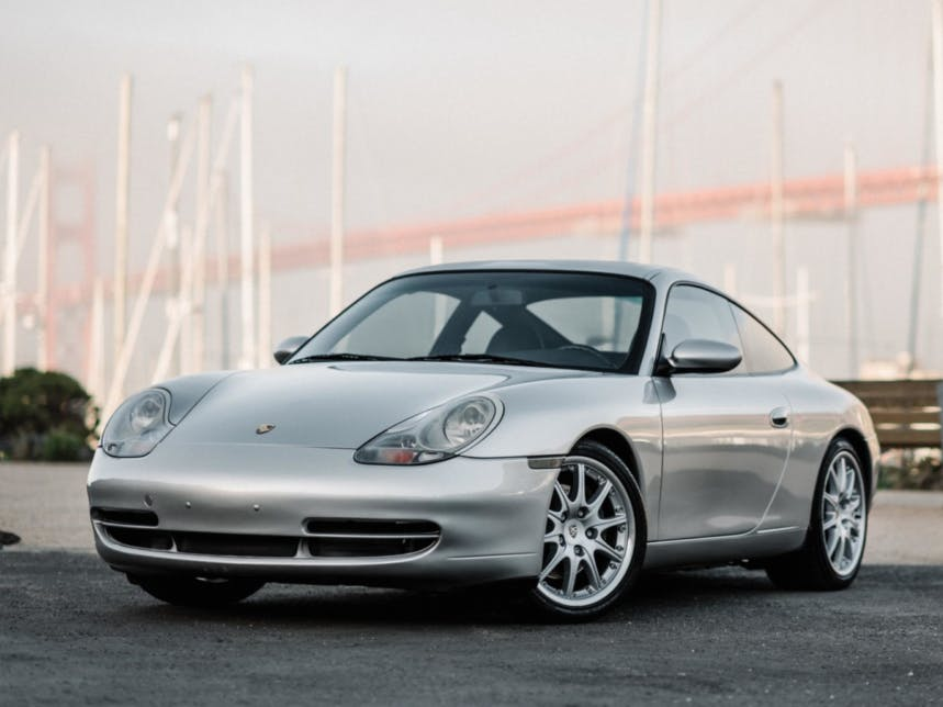 1999 Porsche 911 Carrera 6-Speed