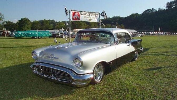 1956 Oldsmobile Rocket 88