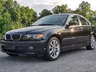 2005 BMW 330Xi 6-Speed