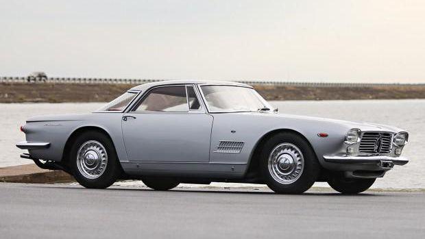 1961 Maserati 5000 GT Coupe 'Indianapolis'