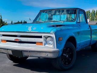 1968 Chevrolet C10 Lb Pickup