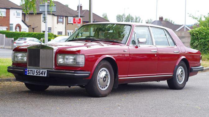 1994 Rolls Royce Silver Spirit III