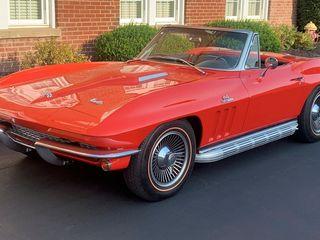 1966 Chevrolet Corvette 427 Convertible