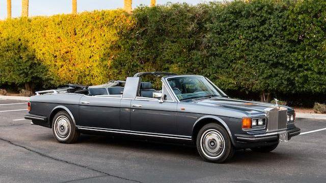 1987 Rolls-Royce Silver Spur Landaulette