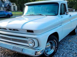 1966 Chevrolet C10 Pickup Lb