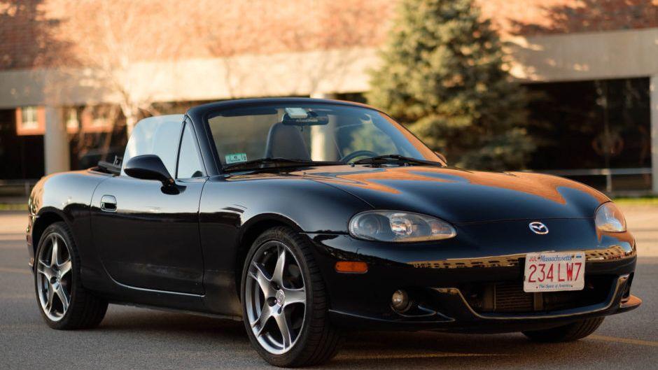 2005 Mazda Mazdaspeed Miata
