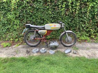 1969 Motobi  250CC Sport Special