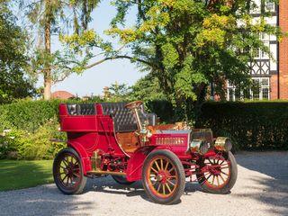 1904 Brennan  14/18HP Twin Cylinder Five Seater Rear Entrance Tonneau