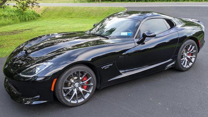2016 Dodge Viper GT