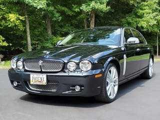 2009 Jaguar Xj Super V8 Portfolio