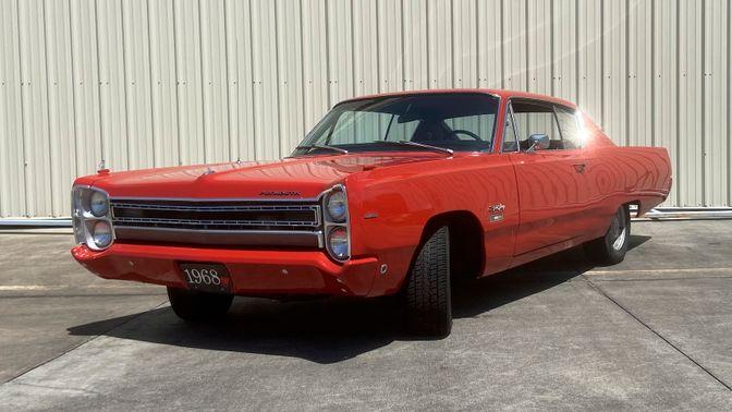 1968 Plymouth Sport Fury