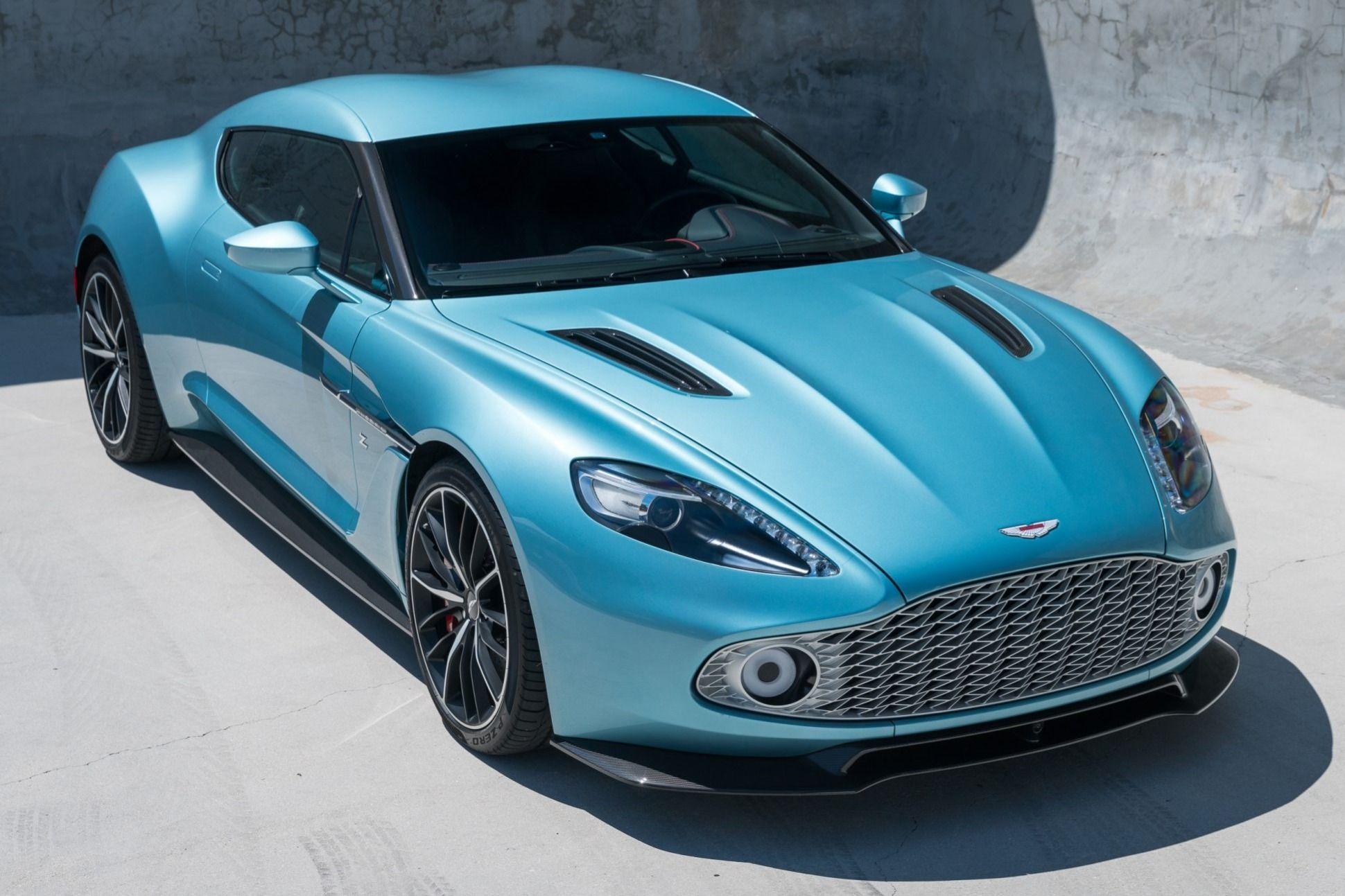 2019 Aston Martin Vanquish Zagato Shooting Brake Vin Scfnmcuzxkgj54490 Classic Com