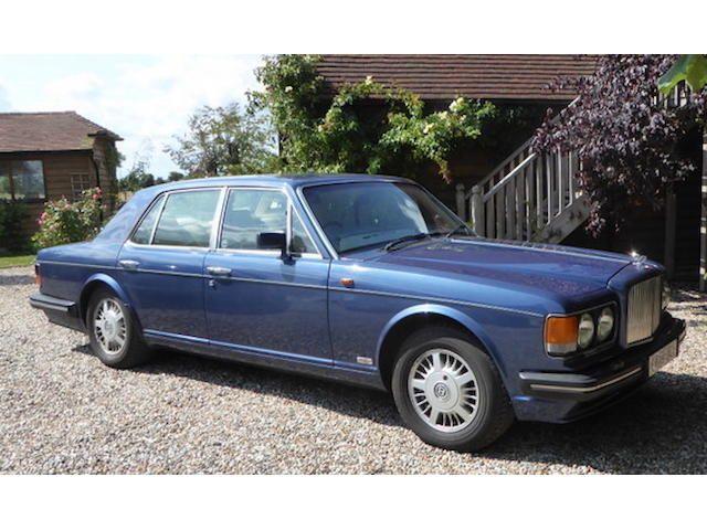 1989 Bentley Turbo R Saloon