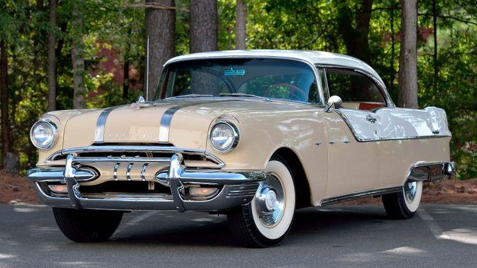 1955 Pontiac Star Chief Catalina
