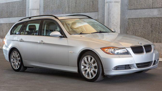 2007 BMW 328Xi Sports Wagon 6-Speed