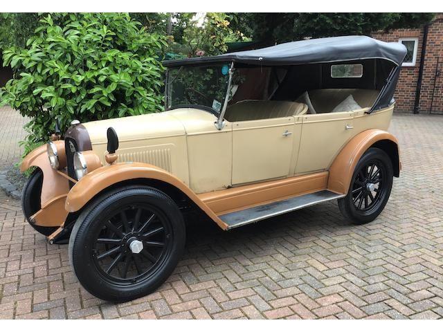 1926 Willys-Overland Whippet 30HP Tourer