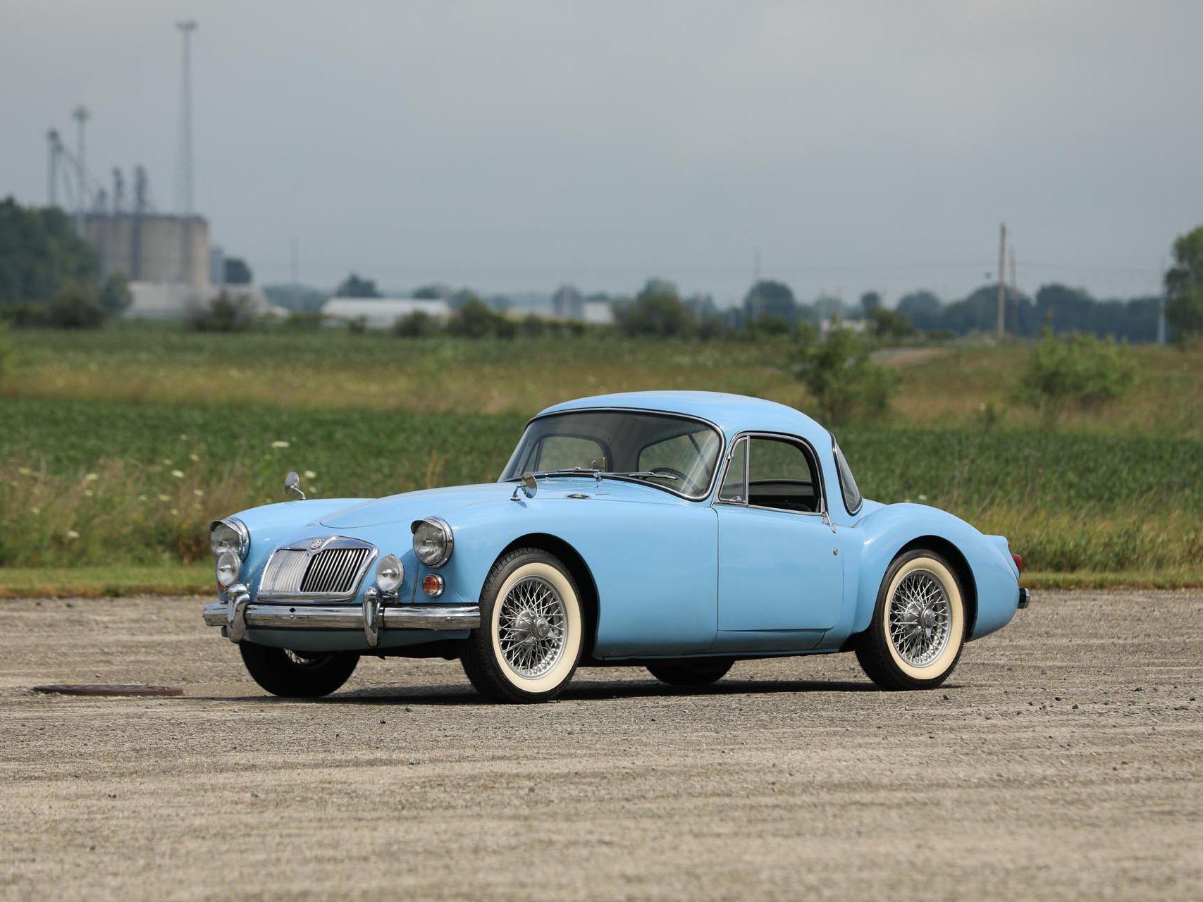 1960 MGA 1600 MK I Coupe