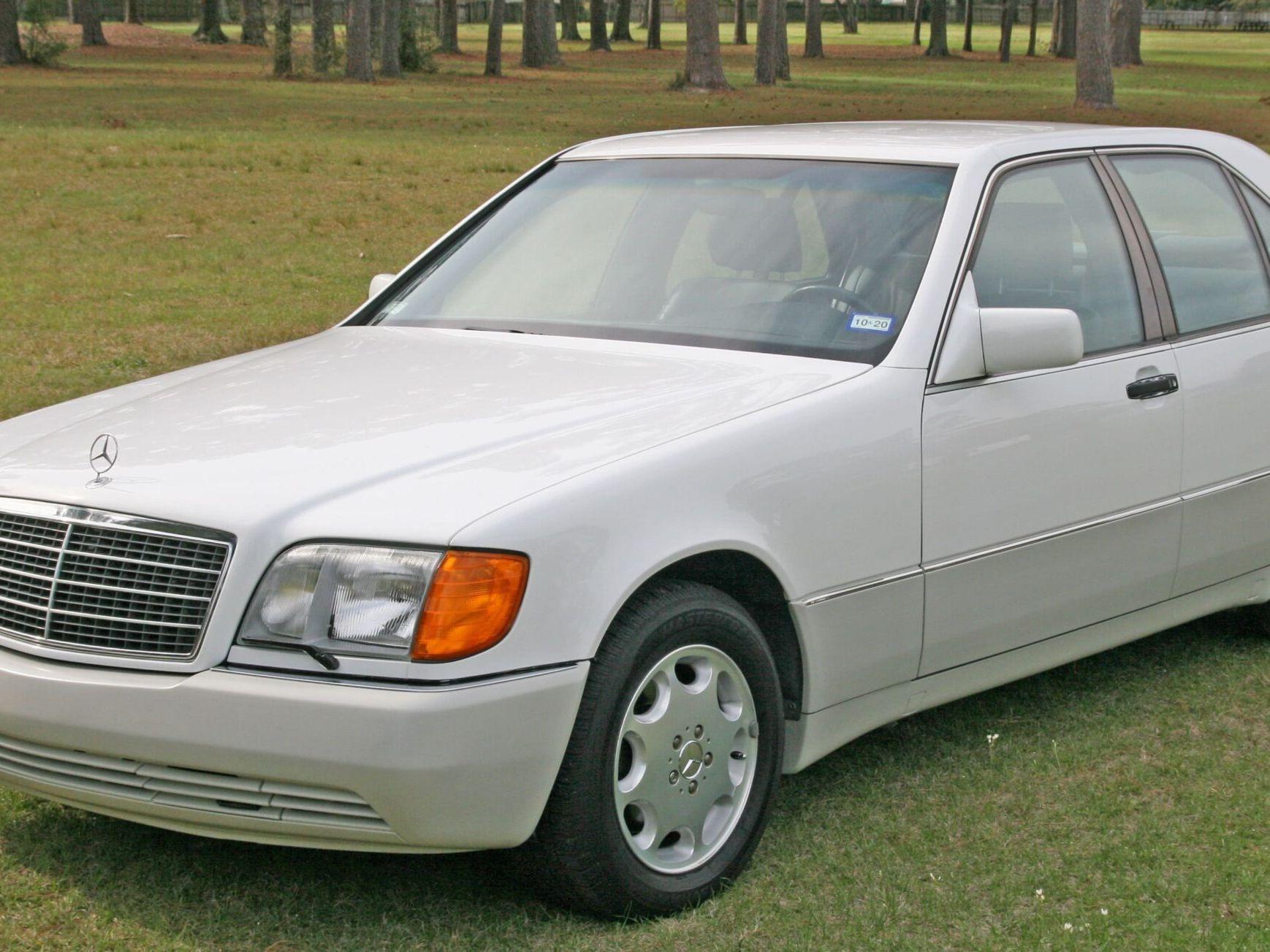 1994 Mercedes-Benz S350D