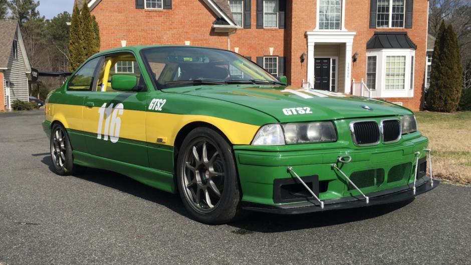 1998 BMW 328IS GTS2 Race Car