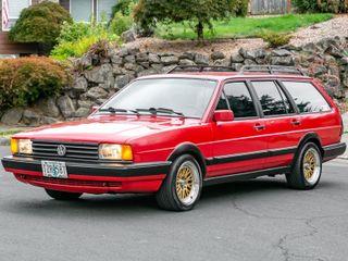 1986 Volkswagen Quantum Syncro Wagon 5-Speed