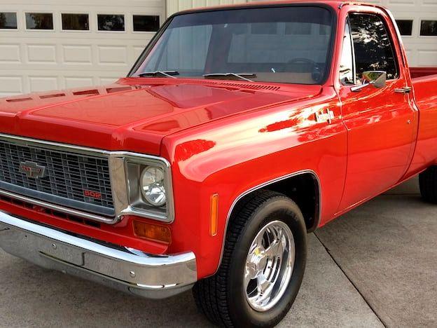 1974 Chevrolet C10 Pickup