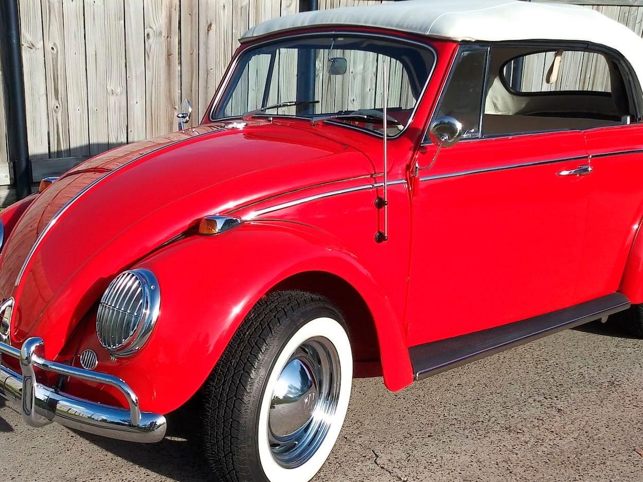 1965 Volkswagen Beetle Convertible