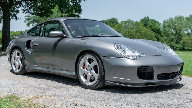 2003 Porsche 911 Turbo X50 6-Speed