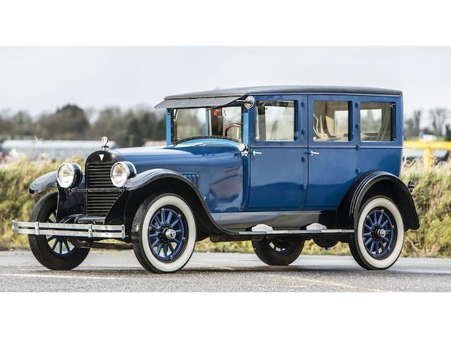 1922 Hudson Super Six Saloon