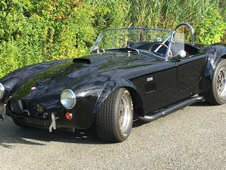 Unique Motorcars 289 Fia Cobra Replica