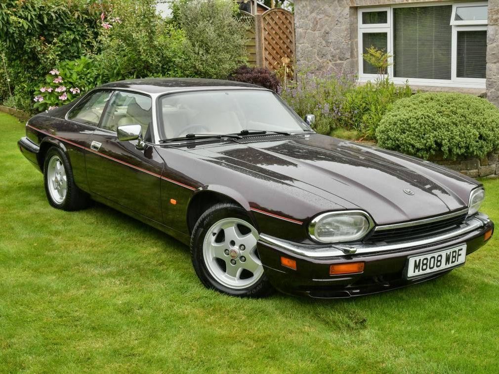 1995 Jaguar Xjs V12 6.0