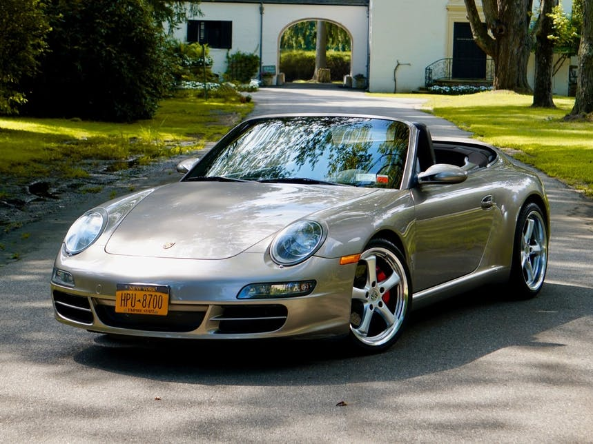 2006 Porsche 911 Carrera S Cabriolet Pts