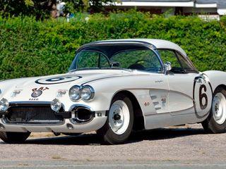 1960 Chevrolet Corvette 'Race Rat' Tanker