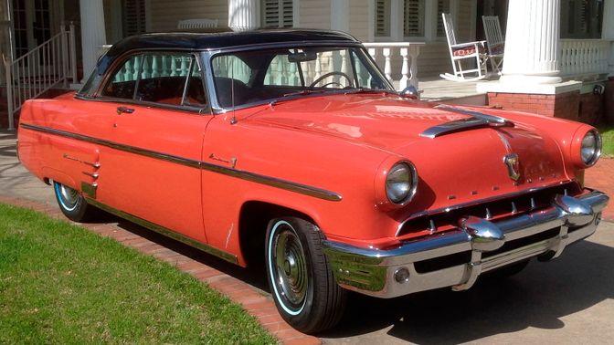 1953 Mercury Monterey Hardtop