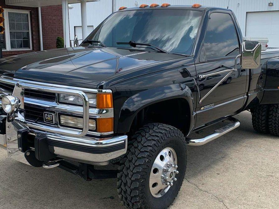 1994 Chevrolet Fleetside Pickup