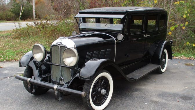 1929 Auburn 6-80 Sedan